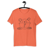 Unisex T-Shirt - Pan Pan, 11 | Mysterious Mouse