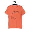 Unisex T-Shirt - Khun Karng, 4 | Happy Ghost