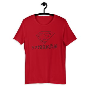 Unisex T-Shirt - Eugene, 7 | Superman