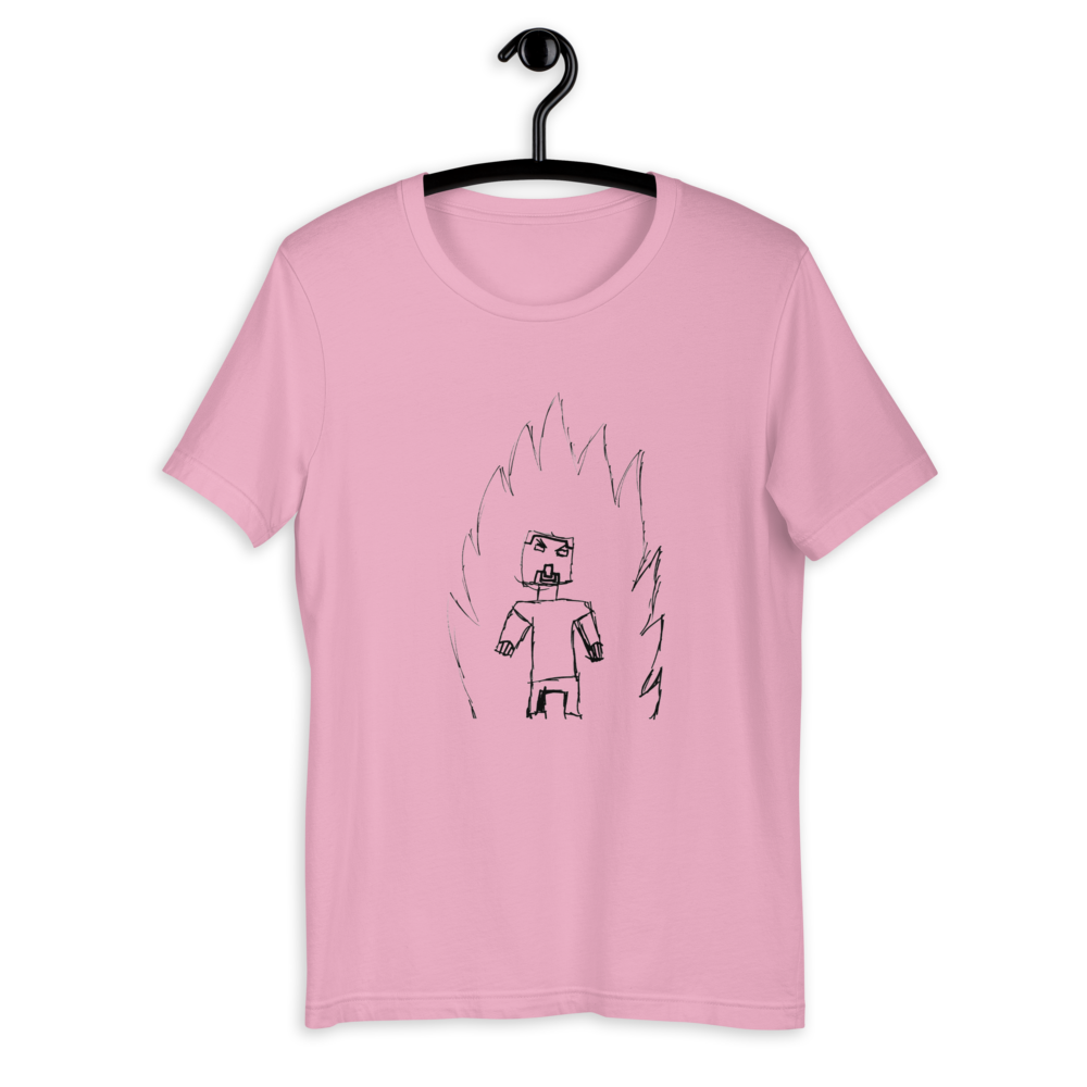 Unisex T-Shirt - Nakhon, 7 | Super Minecraft Hero