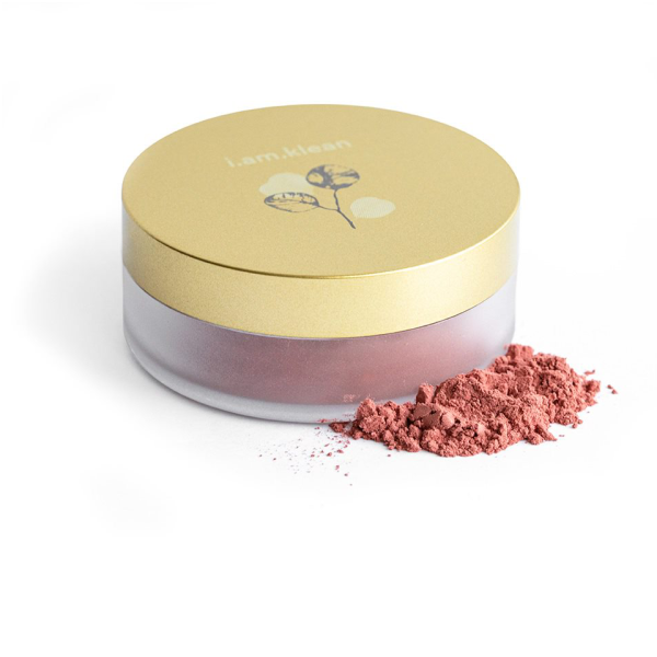 Loose Mineral Blush - Powerful Peach 3