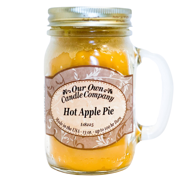 Hot Apple Pie Geurkaars