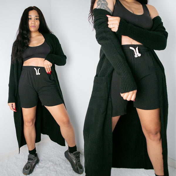 Jhene Knit Cardigan