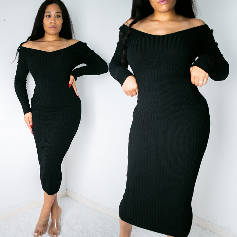 Lahni Sweater Dress