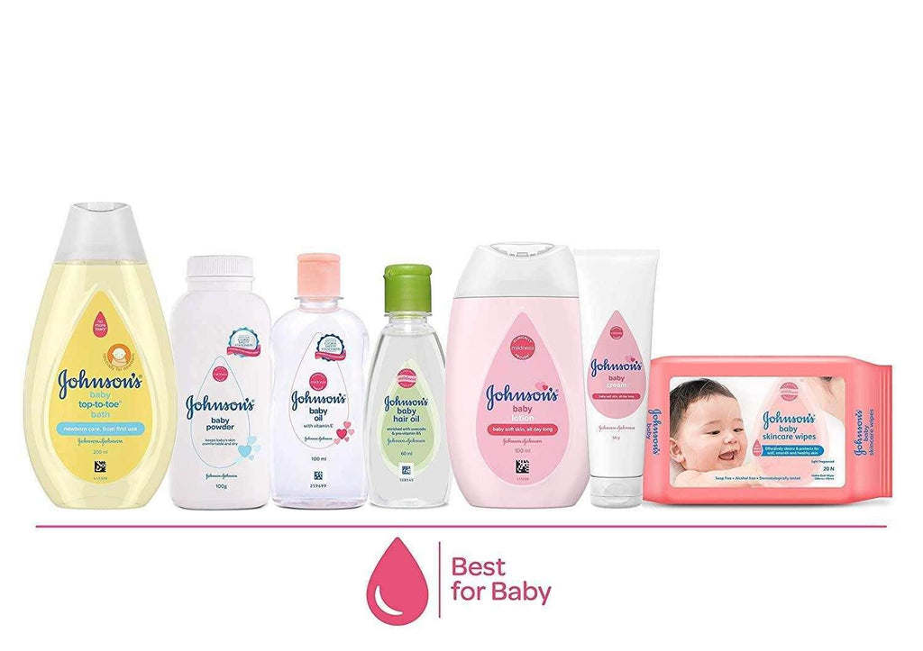 Johnson S Baby Care Collection Baby Gift Set Large Size Pabung