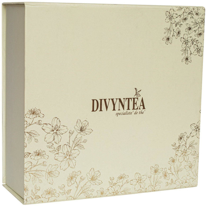 Floral Goodness Gift Box - Divyntea