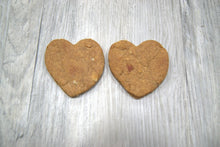 Load image into Gallery viewer, Peanut Butter Bacon Hearts