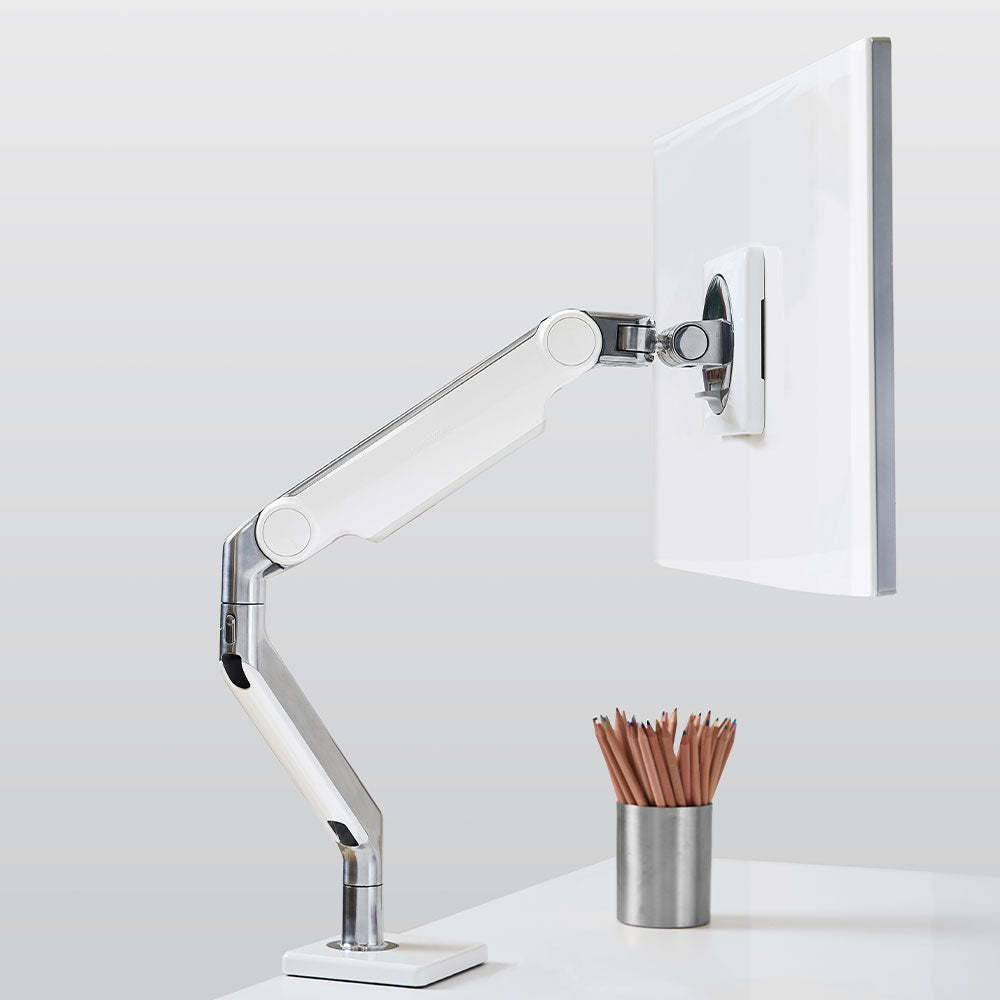 M2.1 Single Monitor Arm by Humanscale