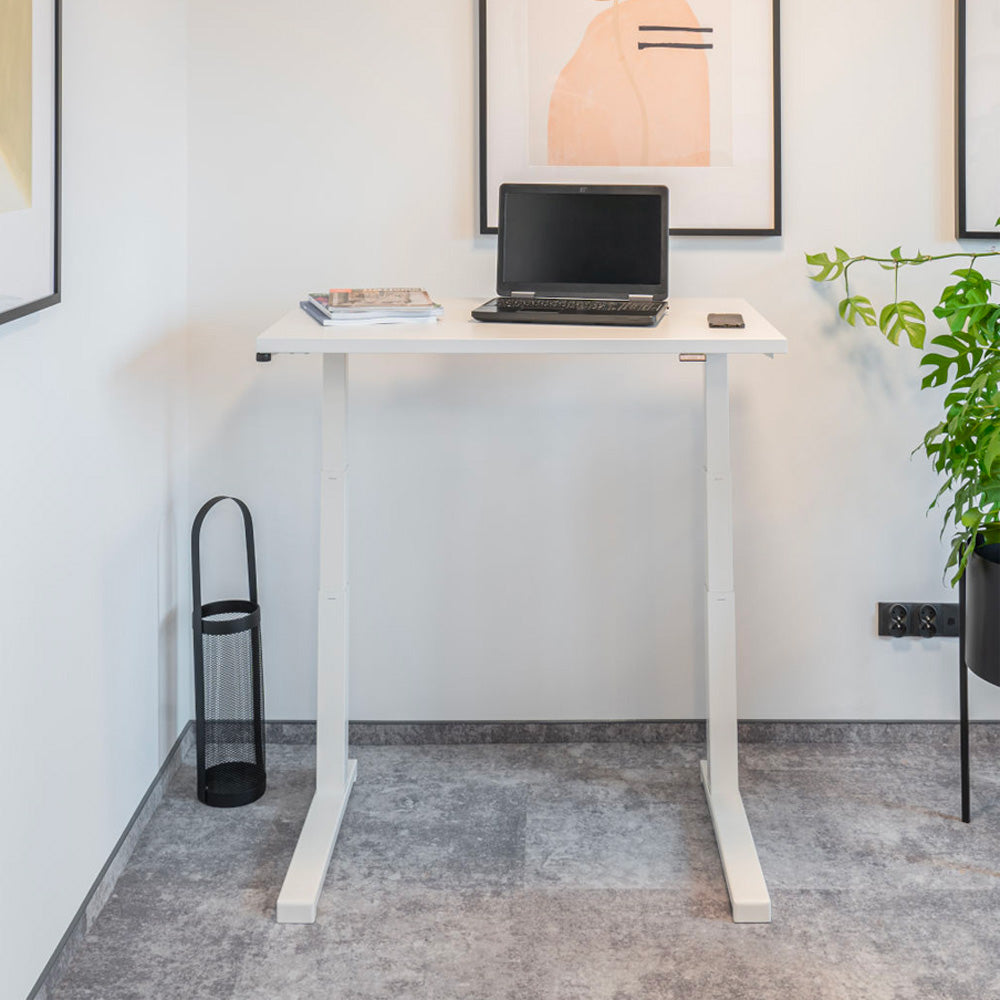 ELECTRIC SIT-STAND COMPACT DESK
