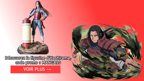 Figurine Hashirama - Dimension Manga