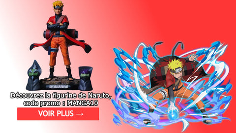 Figurine Naruto - Dimension Manga