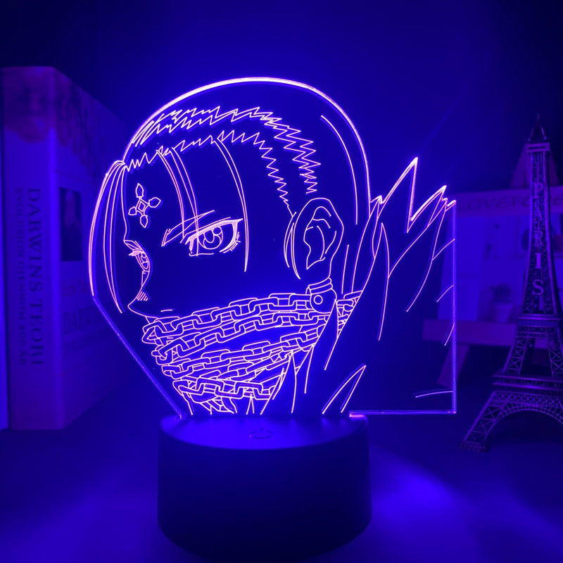 Lampe Kuroro Lucifer - Hunter x Hunter - Dimension Manga