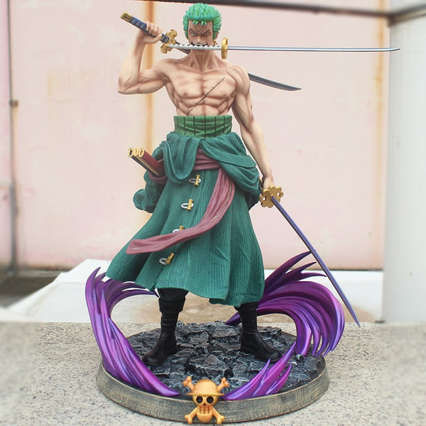 Figurine Zoro roronoa - One piece - Dimension manga