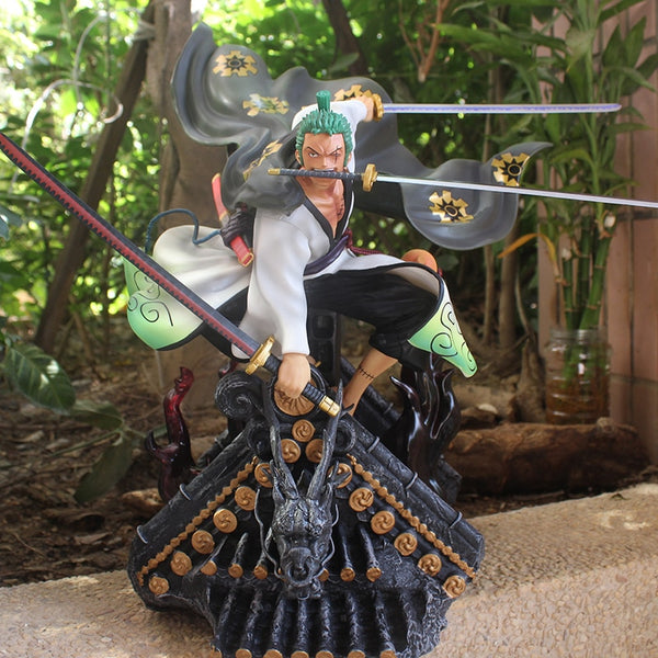 Figurine Zoro Wano - One piece - Dimension Manga