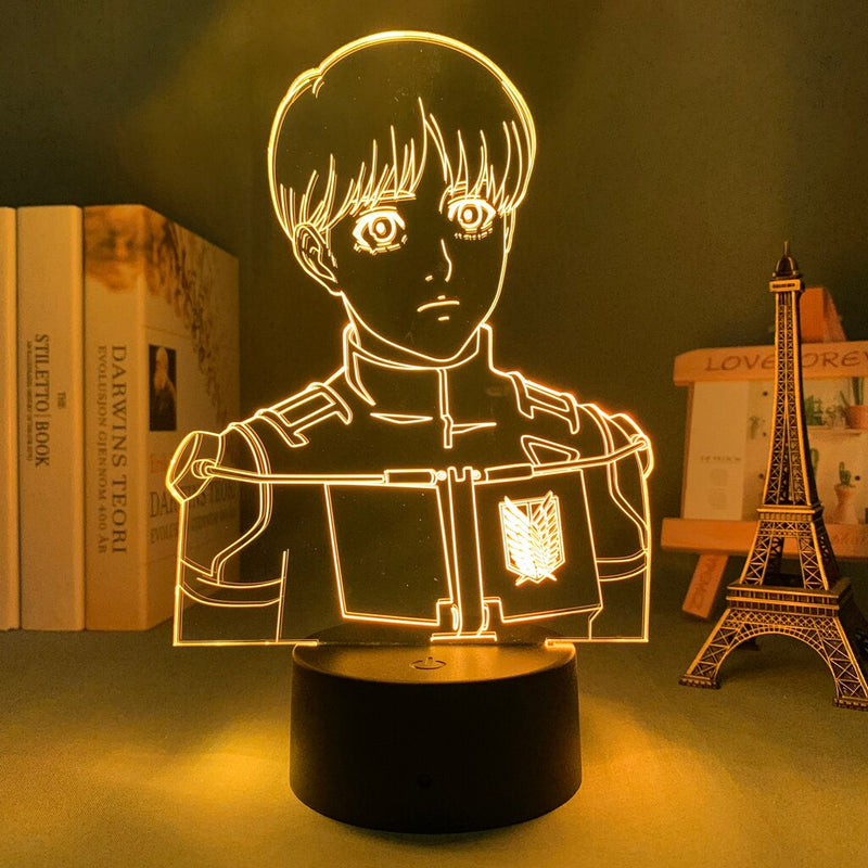 Lampe Armin Arlelt adulte - l'Attaque des Titans -Dimension Manga