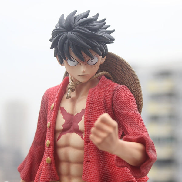 Figurine Monkey D. Luffy - One piece - Dimension Manga