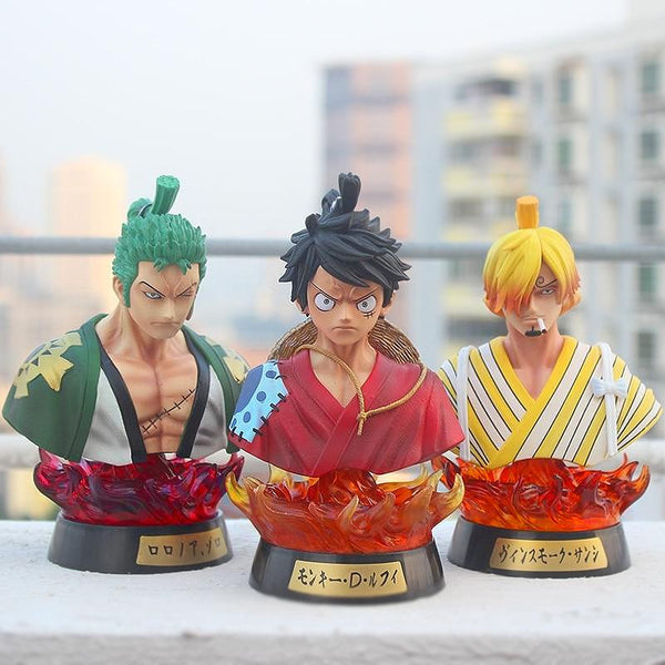Figurines Bustes One piece - Dimension Manga