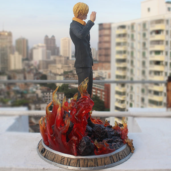 Figurine Sanji Vinsmoke - One piece - Dimension Manga