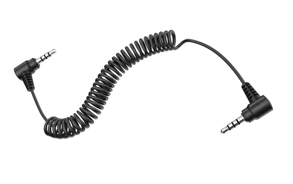 2-way Radio Cable for Yaesu Single-pin Connector for Tufftalk