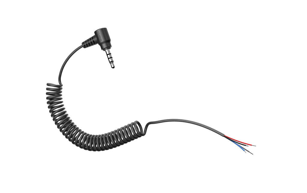 2-way Radio Cable with an Open End for Tufftalk