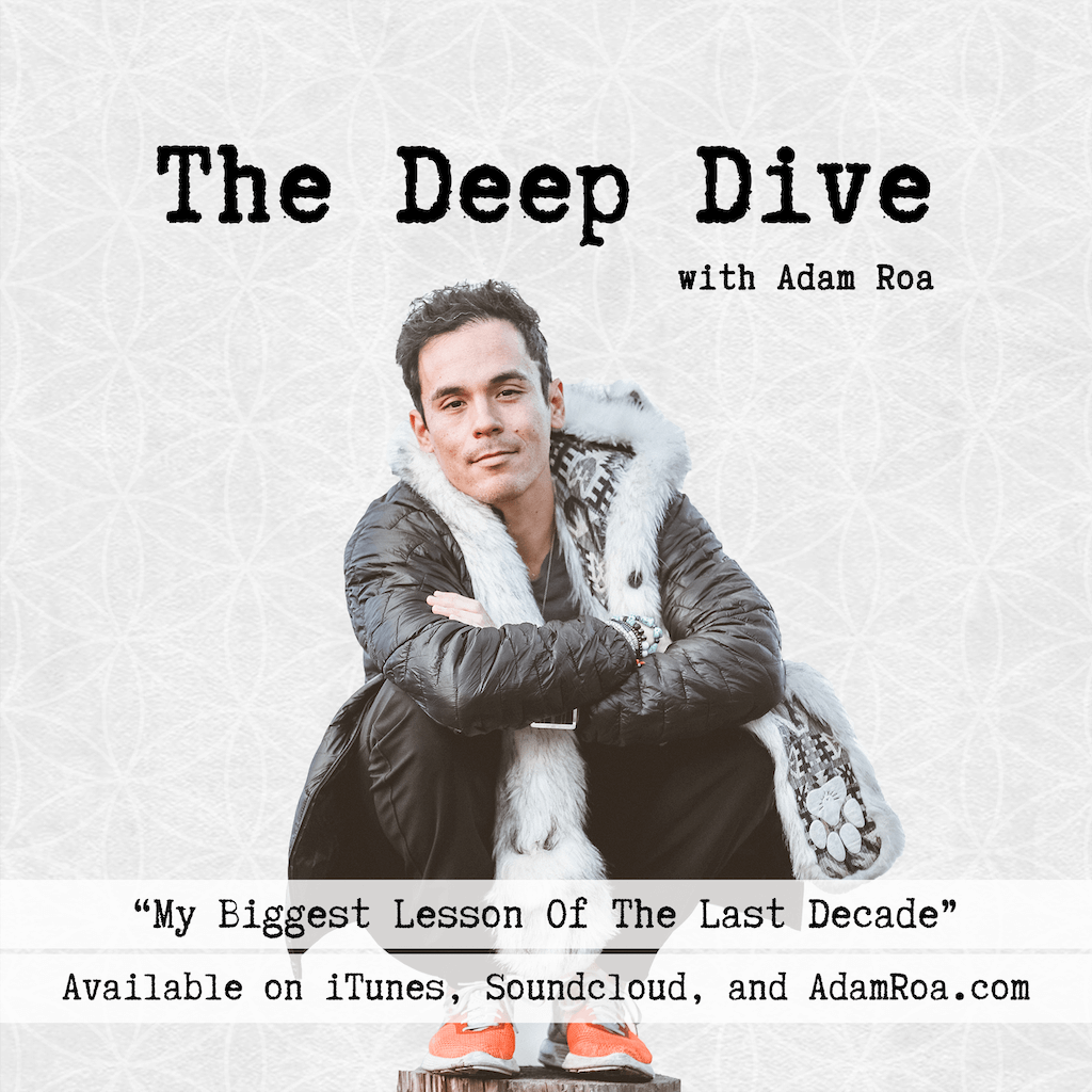 Deep Dive Musings | My Biggest Lesson Of The Last Decade