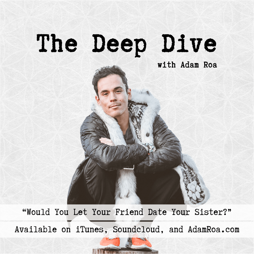 The deep Dive podcast hosted by Adam Roa.