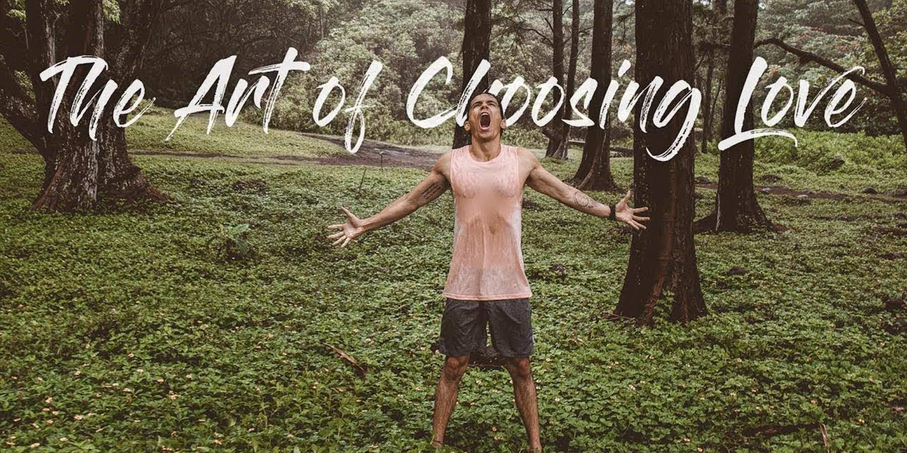 """The Art Of Choosing Love"" is a YouTube Show Created by Adam Roa"