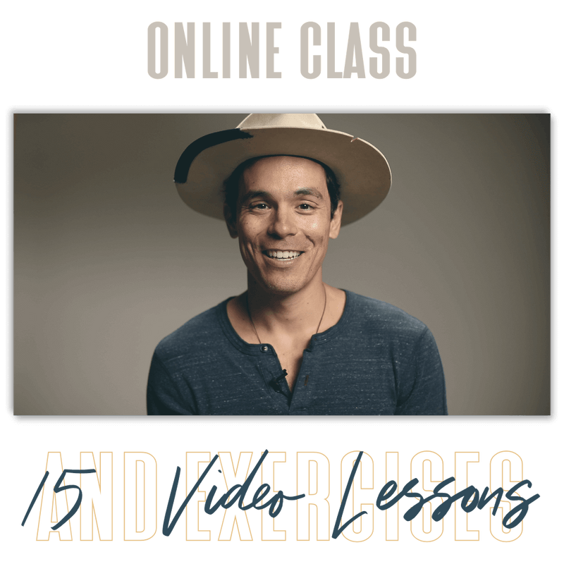 Adam Roa It Starts With You: Self-Love Made Simple Online Video Class