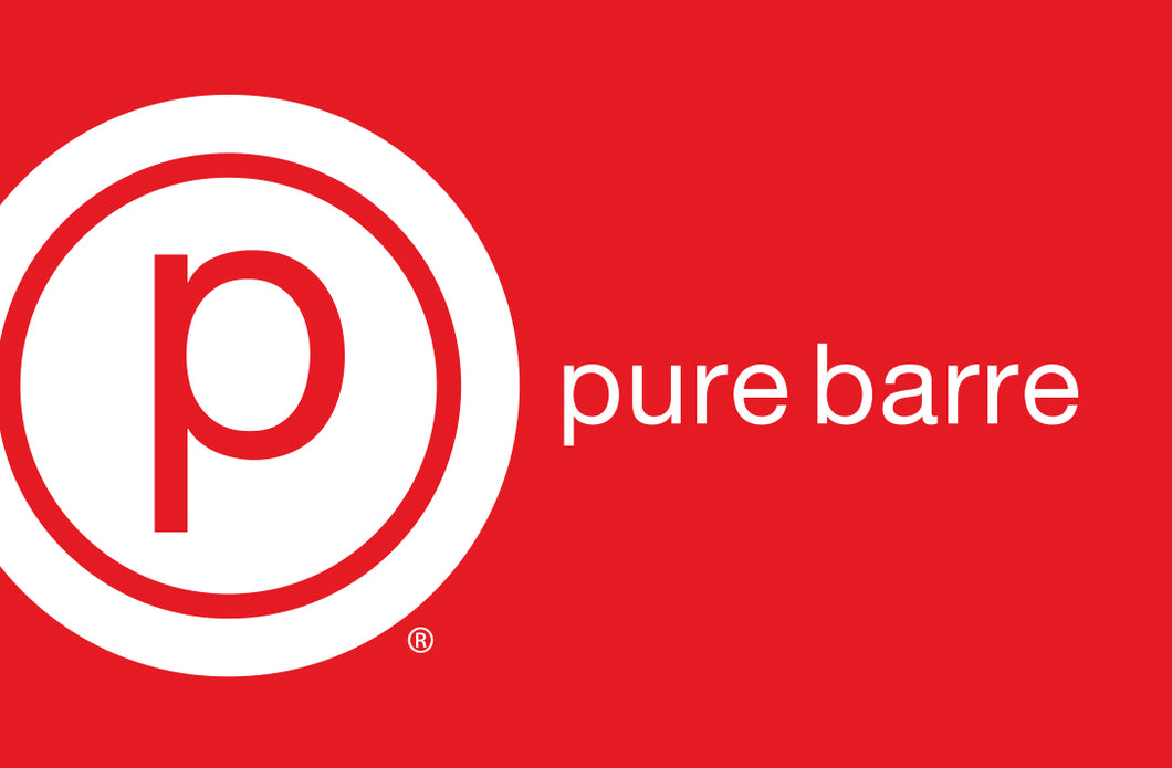 Pure Barre Gift Card!