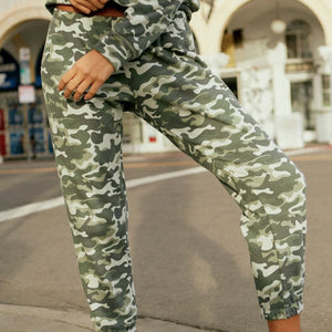 SPIRITUAL GANGSTER PERFECT SWEATPANT- CAMO