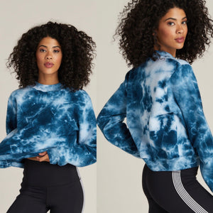 STRUT THIS GEORGIA SWEATSHIRT - ELECTRIC BLUE