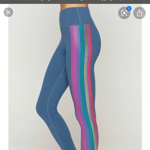 Load image into Gallery viewer, SPIRITUAL GANGSTER ESSENTIAL HIGH WAIST LEGGING- NAVY