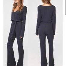 Load image into Gallery viewer, SPIRITUAL GANGSTER SOPHIE JUMPSUIT- BLACK