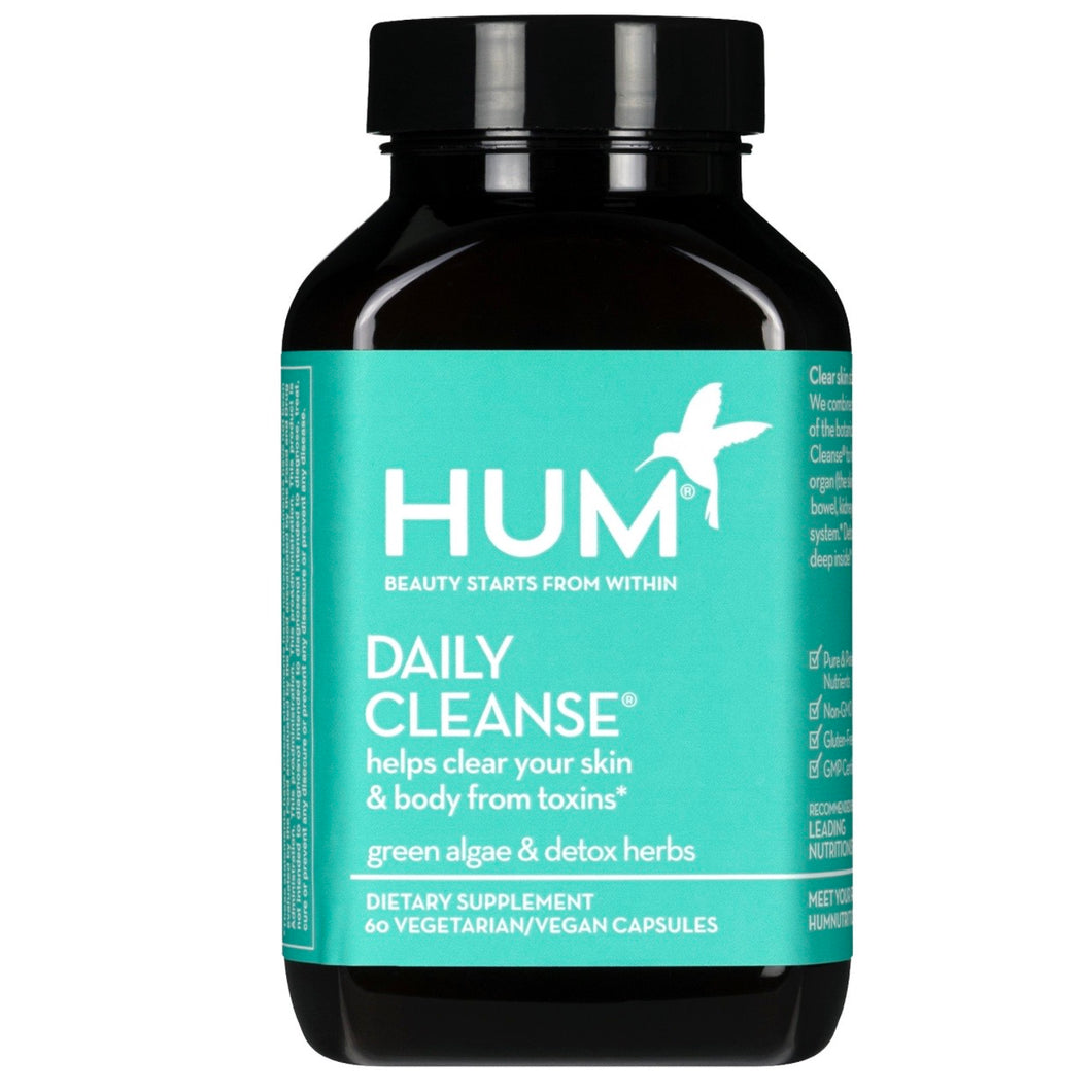 HUM NUTRITION- DAILY CLEANSE