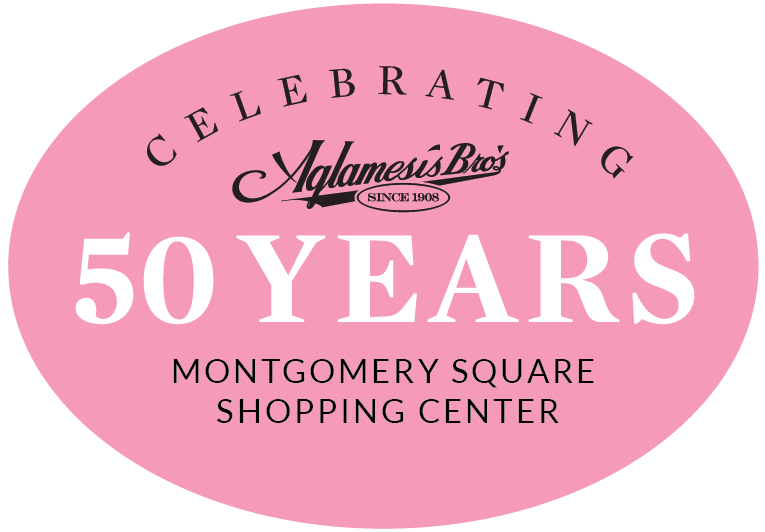 Celebrating 50 Years in Montgomery Square!