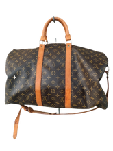 Load image into Gallery viewer, Louis Vuitton Monogram Keepall Bandoulière 50