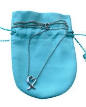 Load image into Gallery viewer, Tiffany Paloma Picasso Loving Heart Necklace
