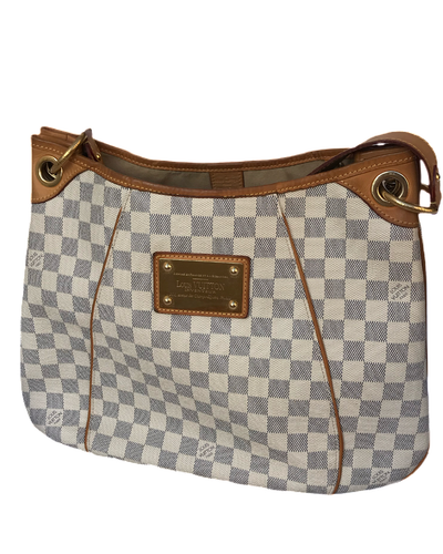 Louis Vuitton Damier Azur Galliera