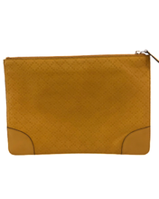 Load image into Gallery viewer, Gucci Yellow Clutch Wallet