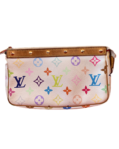 Louis Vuitton Multicolore Pochette Accessories