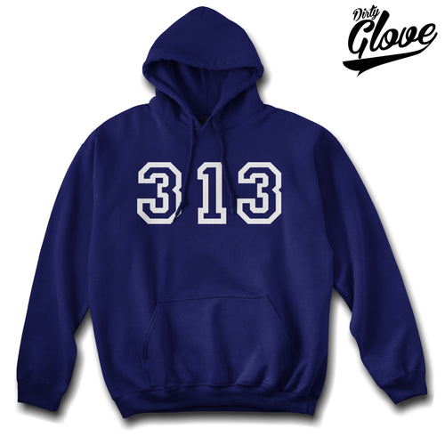 3D 313 BIG LEAGUE HOODIE