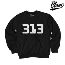 Load image into Gallery viewer, 3D FINESSE DEM NUMBERS CREWNECK