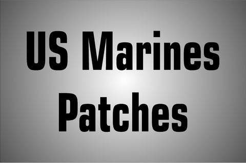 US Marines Patches