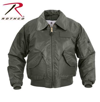 Rothco CWU-45P Flight Jacket - The Company of Eagles