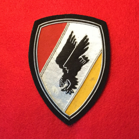 Luftwaffe Kampfgeschwader 30 Bullion Patch - The Company of Eagles