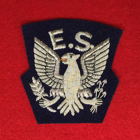 Eagle Squadron Shoulder Bullion Patch USA - The Company of Eagles
