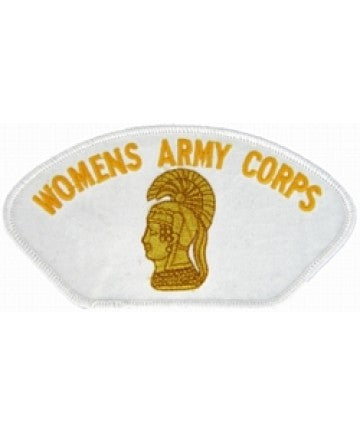Women's Army Corps Patch (5 1/4 inch) - The Company of Eagles