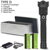 120000 lumens Most Powerful LED Flashlight - The Company of Eagles