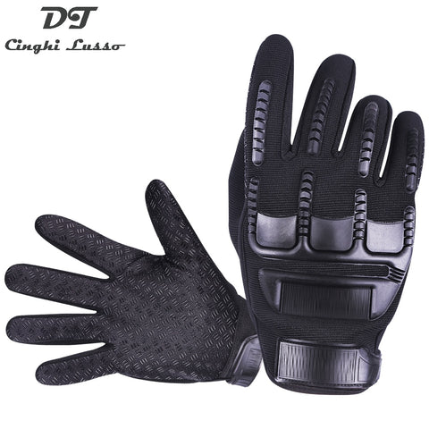 Black Full Finger  Glove - The Company of Eagles