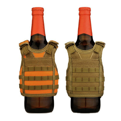 Beer Bottle Mini Vest - The Company of Eagles